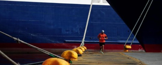 Greek seamen end their strike – Ferries start operating again